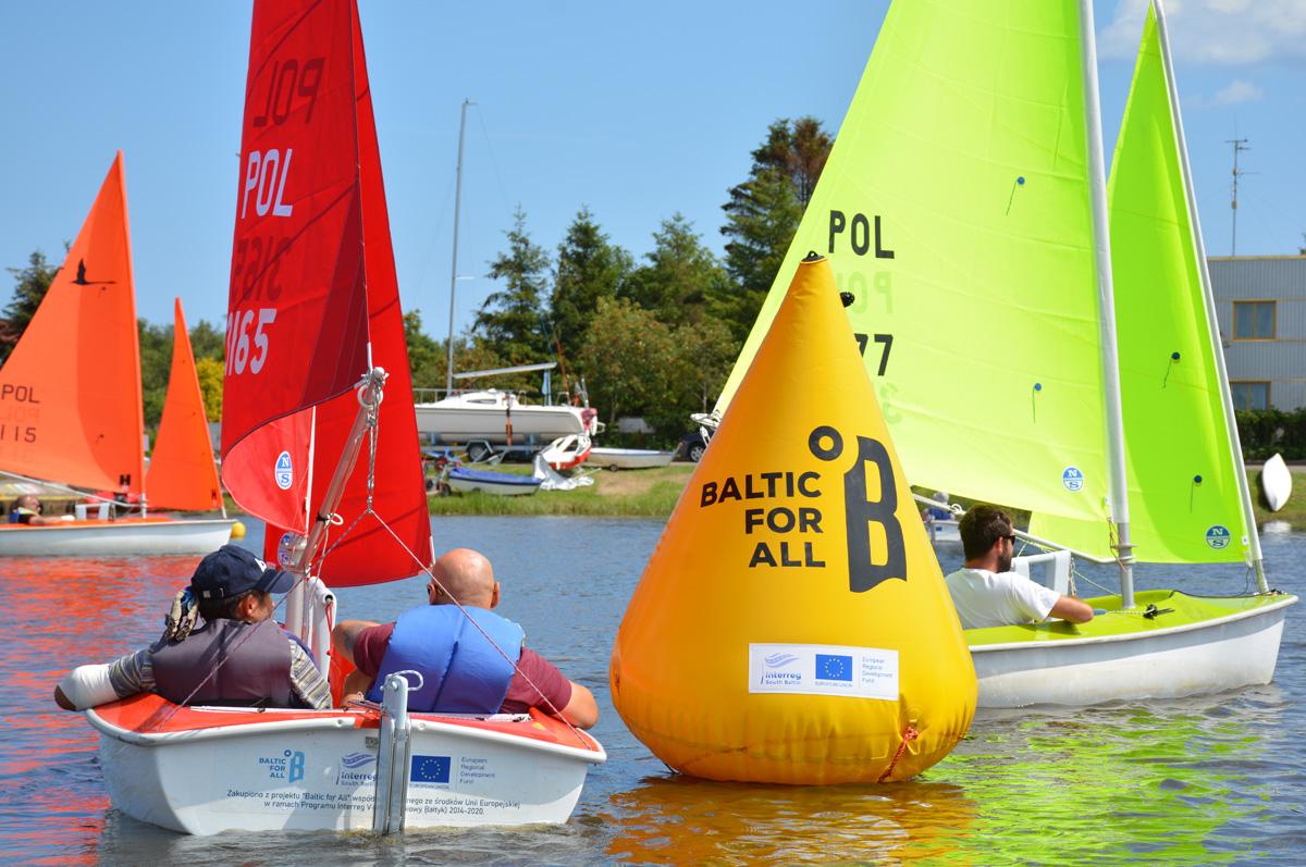 Szkolenie oraz regaty Baltic For All.