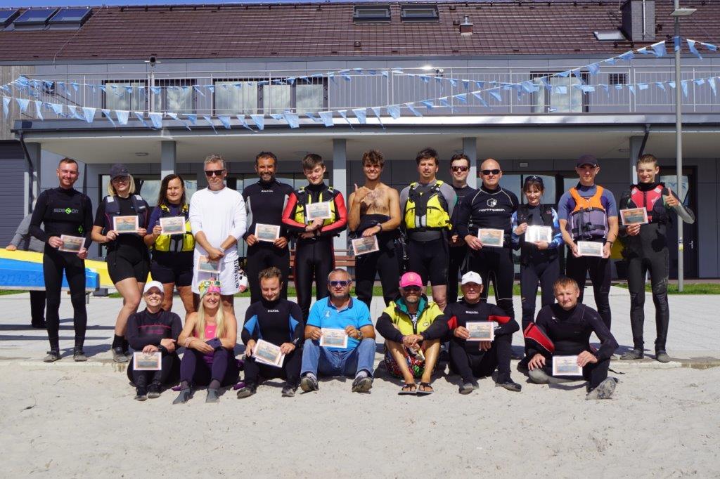 Trenerzy windsurfingu wyszkoleni!